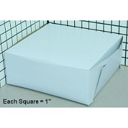 10104CB - 10x10x4 Cake Box (Whole Cheesecake)